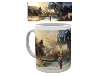 Mugg - Spel - Assassins Creed Origins Cover (MG2543)