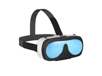 VR-Glasögon 3D Headset - Blå