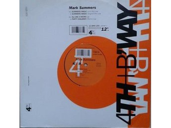 "Mark Summers title* Summers Magic* Breakbeat, House, Techno 12"" EU"