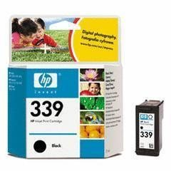 FP HP C8767EE Svart21ml, Hp No. 339