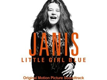 Joplin Janis: Janis/Little girl blue (S-track) (CD)