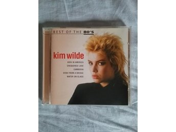 KIM WILDE Best of the 80's