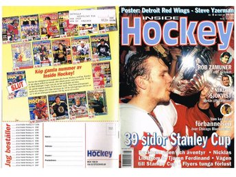 INSIDE HOCKEY Nr 8 1997