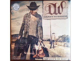 "Danny Worsnop""The long road home"" LP"