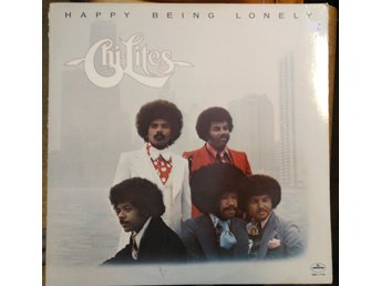 The Chi-Lites - Happy Being Lonely, LP