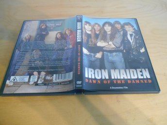 DVD - Iron Maiden - DAWN OF THE DAMNED