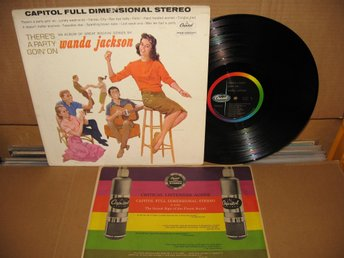 WANDA JACKSON ´THERE´S A PARTY GOIN ON´ US