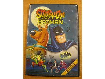 SCOOBY-DOO MÖTER BATMAN  - DVD