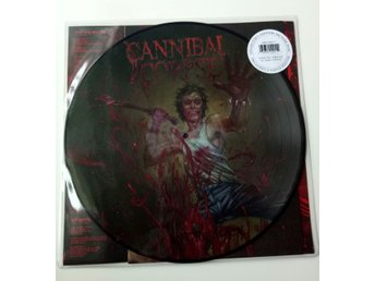 "CANNIBAL CORPSE-Ny Picture LP-Red Before Black-LTD 1000ex+12"" Insert and Poster"
