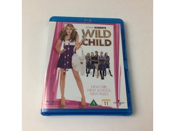 Blu-Ray Disc, Blu-ray Film, wild child