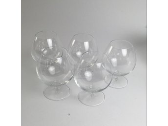 Glas, 5 pack, Transparent
