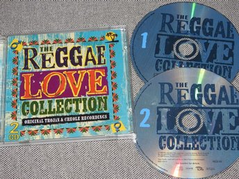 The Reggae Love Collection CD (Dubbel) Ken Boothe,John Holt,Horace Andy