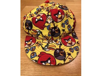 Keps Angry birds strl 122/128