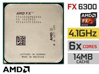 AMD FX-6300 6C 3.5 GHz Black Edition
