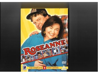 Roseanne Season 1 TV Series (1989) DVD