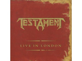 Testament: Live in London 2005 (CD)