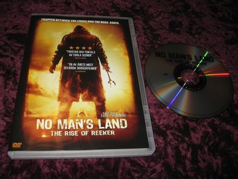 NO MAN'S LAND THE RISE OF REEKER (MICHAEL MUHNEY)DVD REG2