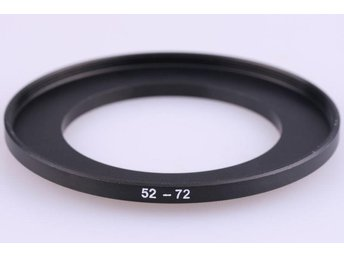 Step Up Ring 52 - 72mm