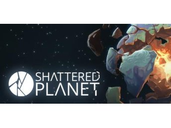 Shattered Planet Steam PC Ny Se Hit!