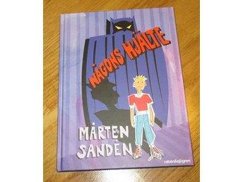 Någons Hjälte Mårten Sandén - Surahammar - Någons Hjälte Mårten Sandén - Surahammar