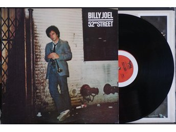 Billy Joel - 52nd Street – LP