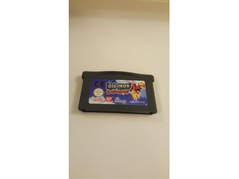 Digimon Battle Spirit Gameboy advance