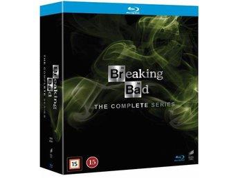 Breaking Bad: Complete Box - Säsong 1-5 (Blu-ray) - Landskrona - Breaking Bad: Complete Box - Säsong 1-5 (Blu-ray) - Landskrona