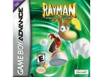 Rayman Advance - Gameboy Advance - Varberg - Rayman Advance - Gameboy Advance - Varberg