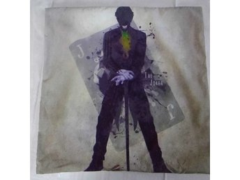 Joker Kudde / Cushion Cover