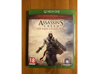 ASSASSINS CREED : THE EZIO COLLECTION / XBOX ONE / NYTT & INPLASTAT