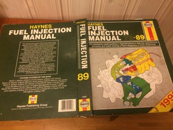 Fuel Injection Manual 1978-89 Haynes