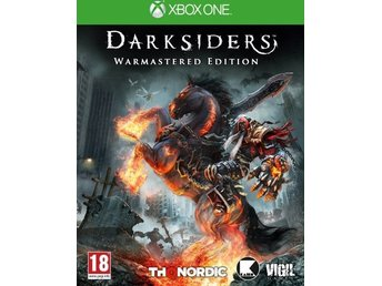 Darksiders: Warmastered Edition (Beg)