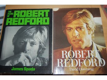 2st böcker om Robert Redford