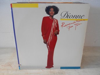 SOUL LP REA !!!!! Dionne Warwick - Reservations For Two !!!!!