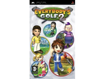 Everybodys Golf 2 - Sony PSP