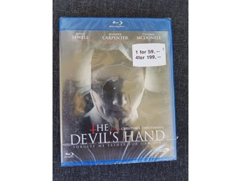 The Devils hand Blu-ray NY inplastad
