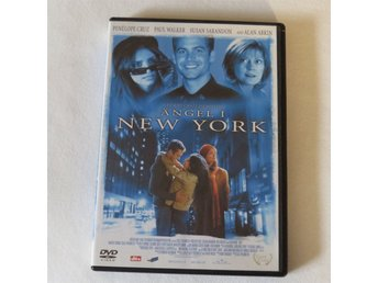 ÄNGEL I NEW YORK - NOEL Paul Walker 2004  FINT SKICK SVENSK TEXT