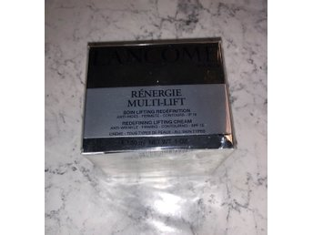Lancome Renergie Multi Lift Redefining Lifting Contouring cream spf15 50ml NY