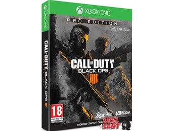 Call of Duty Black Ops IIII (4) Pro Edition