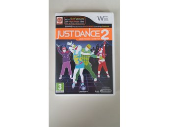 Just Dance 2 till Wii