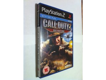 PS2: Call of Duty 2 (II) Big Red One