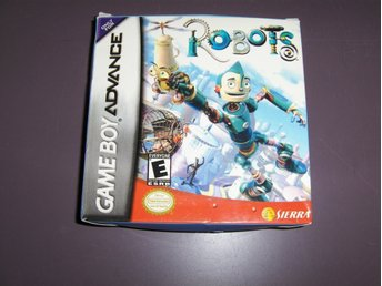 Game Boy Advance Robots