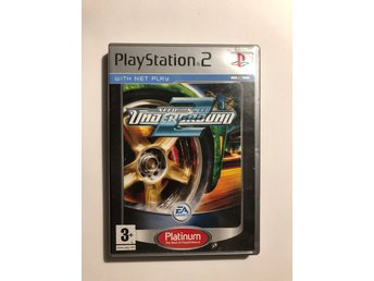 - Need for Speed Underground 2 till PS2 -