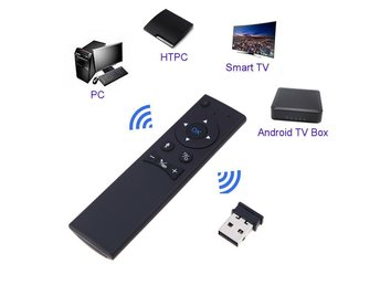 Universal Remote Control Wireless Voice Controller Replacement For TV Box