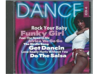 DANCE VOL 4 -  SABRINA , KC , LATOYA ...................