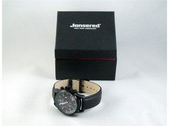 Jonsered kronograf / armbandsur - Hovmantorp - Jonsered kronograf / armbandsur - Hovmantorp