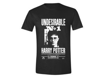 Harry Potter T-shirt Undesirable No 1 XL