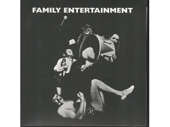 FAMILY - FAMILY ENTERTAINMENT CD (REM) (PAPER SLEEVE) NYSKICK!