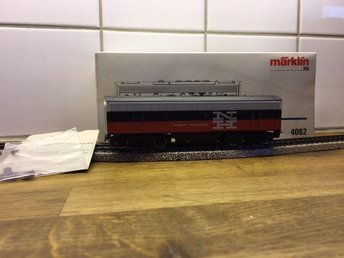 Märklin 4062, New Haven, Typ EMD F7-B-unit