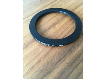Step Down Ring 72-58 mm
